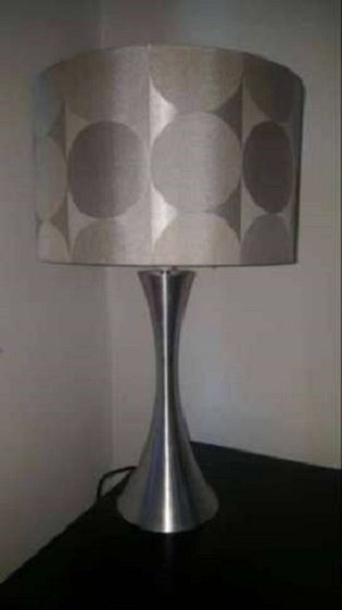 Touch Lamps (Silver)
