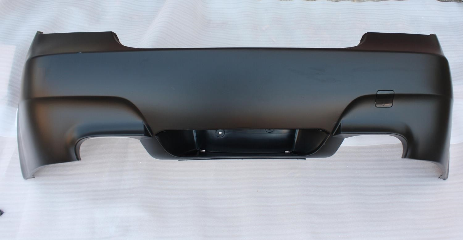 BMW E60 M5 STYLE 5 Series BRAND NEW REAR PLASTIC BUMPERS FOR SALE PRICE:  R4200