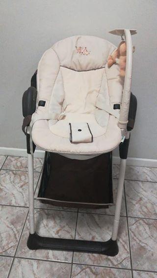 3-in-1 Baby Feedingchair