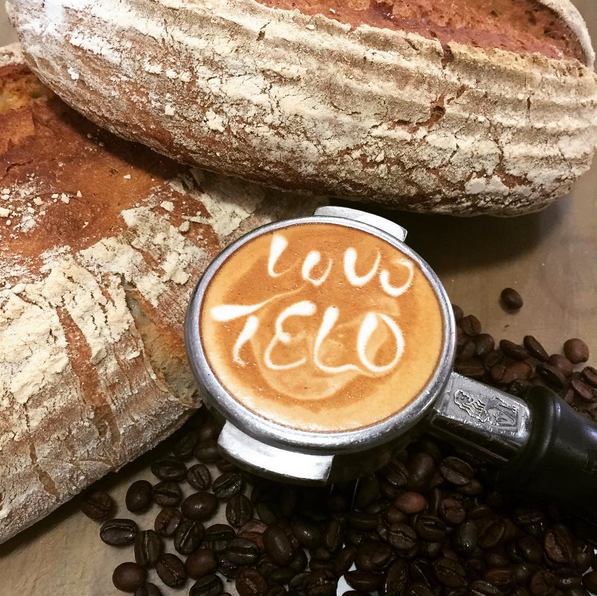 VOVO TELO Bakery and Café