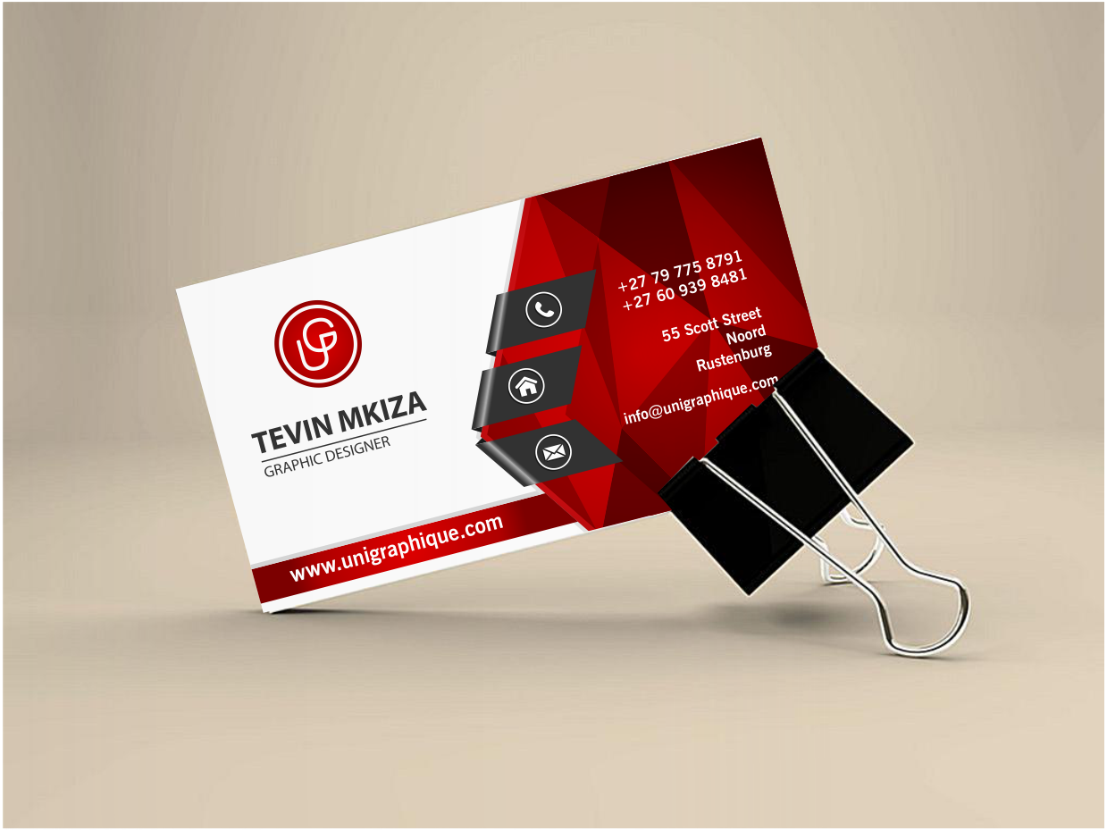 Business card design junk mail business card design reheart Gallery