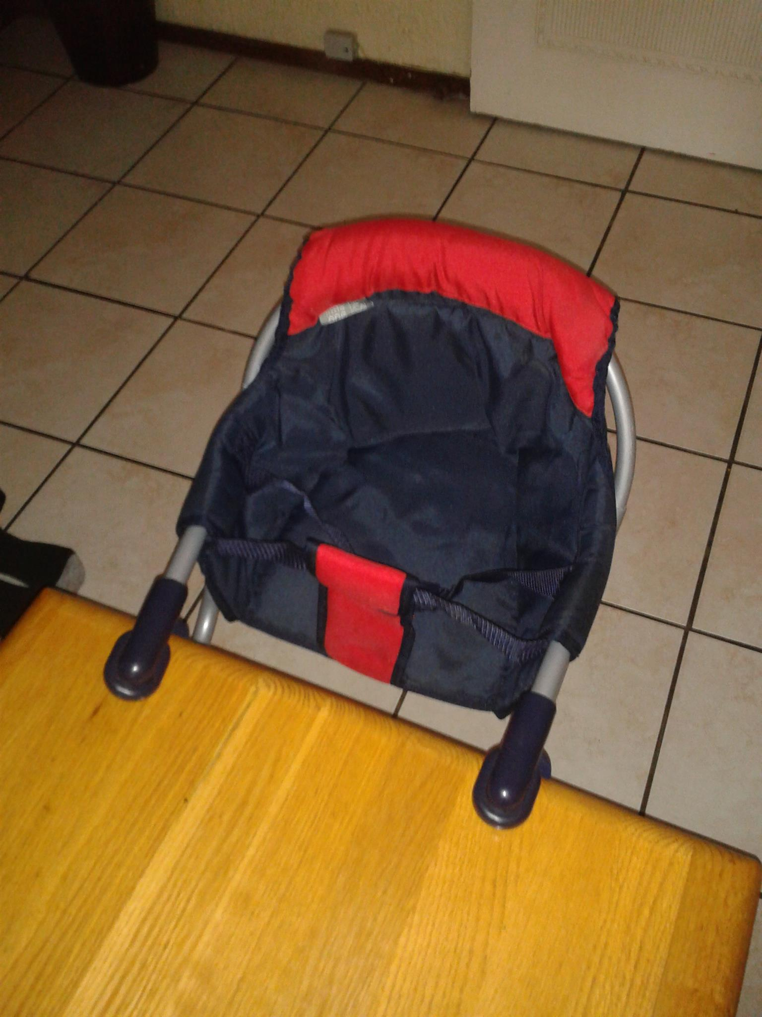 baby's mobile chair