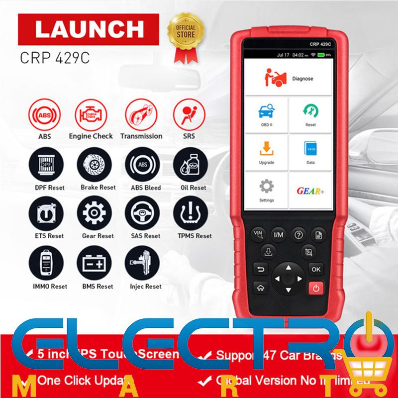 Launch CRP429C Full System Auto Diagnostic Tool