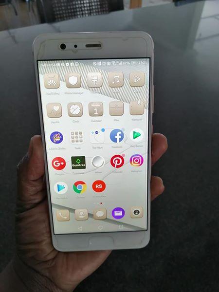 Huawei p10 plus.