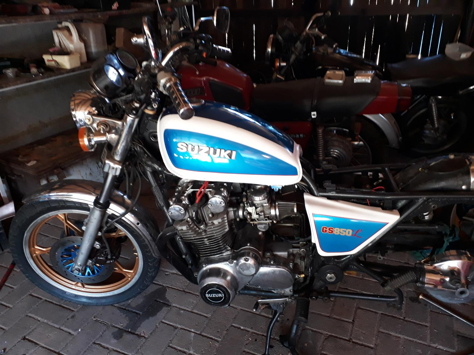 1982 Suzuki GS
