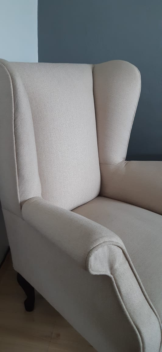 Natural colour chair for sale