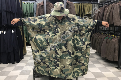 Assorted Military Surplus Jackets available