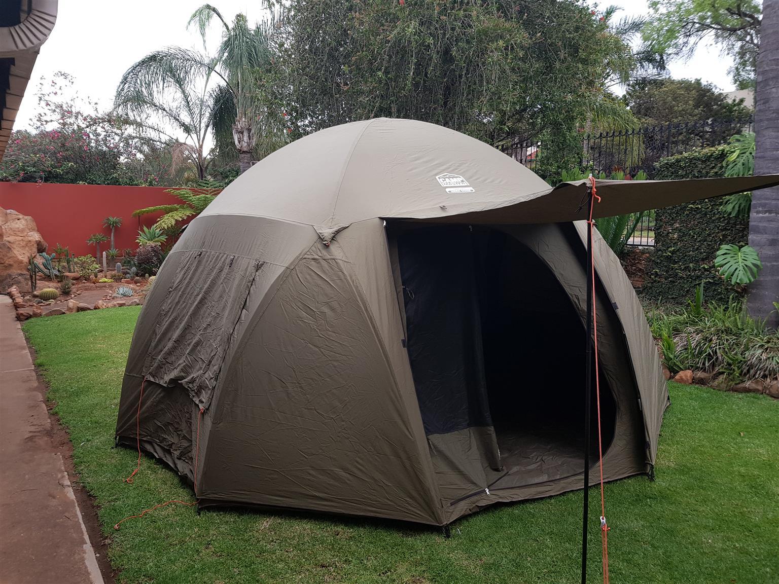 C& Master Safari Mega Dome Tent & Camp Master Safari Mega Dome Tent | Junk Mail