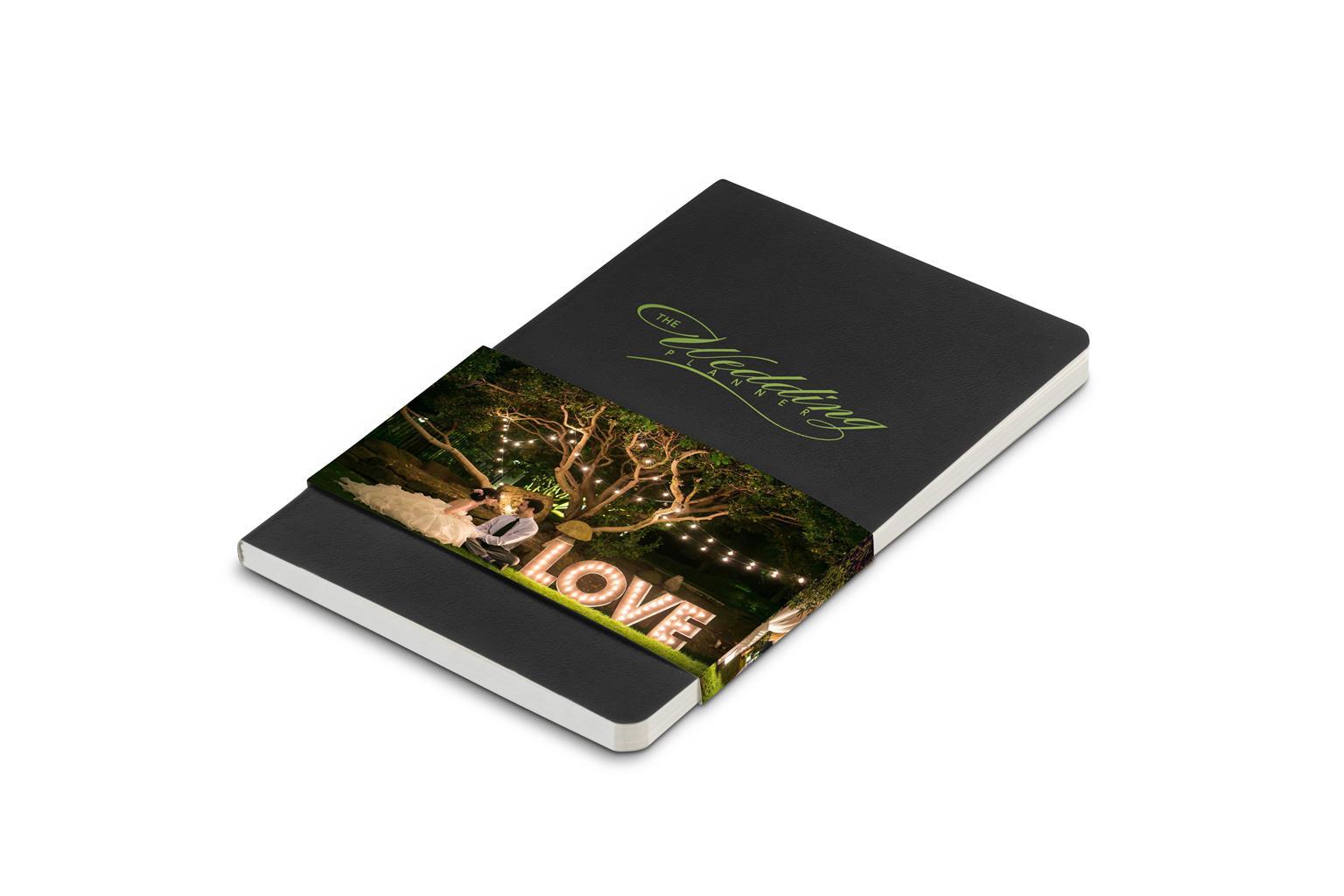 Jotter A6 Notebook - Black Only