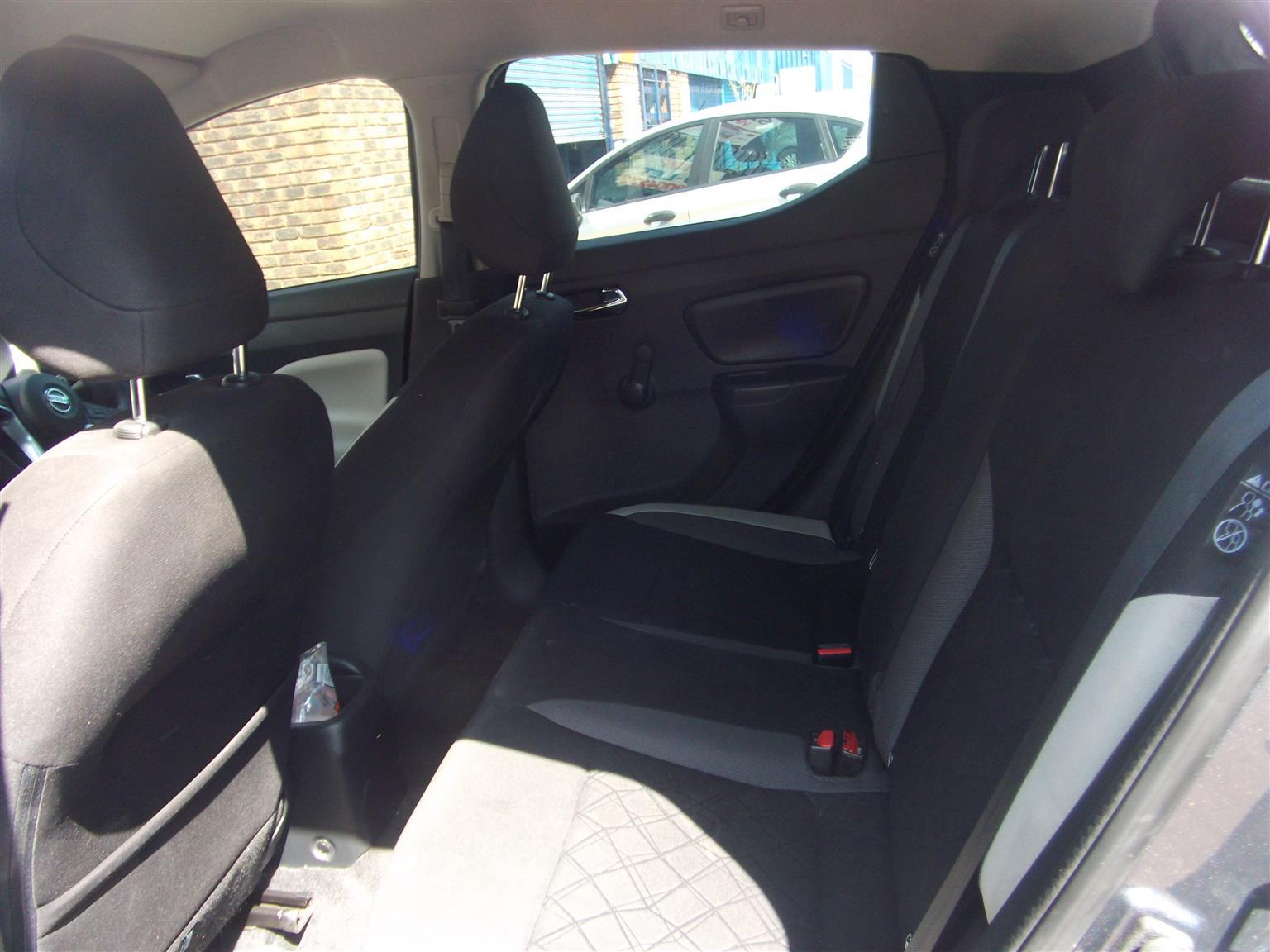 2019 Nissan Micra 1.4 5 door Acenta