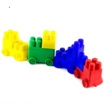 Smile Educational mega building blocks for sale.