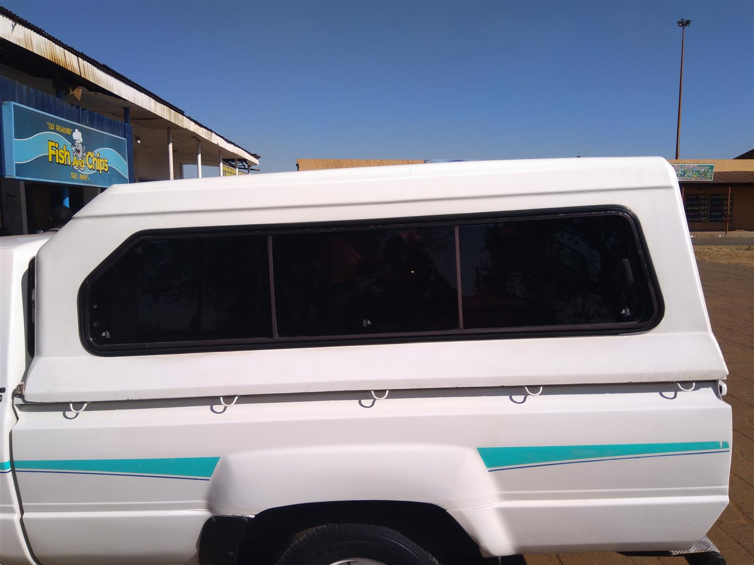 Hilux Canopy for sale