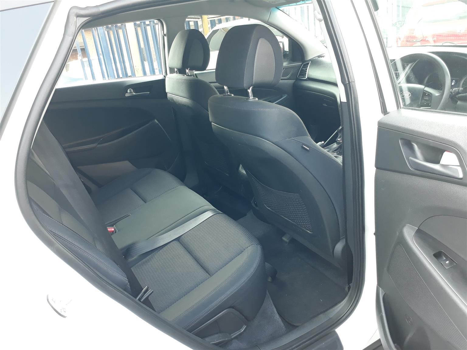 2016 Hyundai Tucson 2.0 GLS
