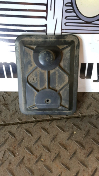 mercedes-benz w123 fuse box cover