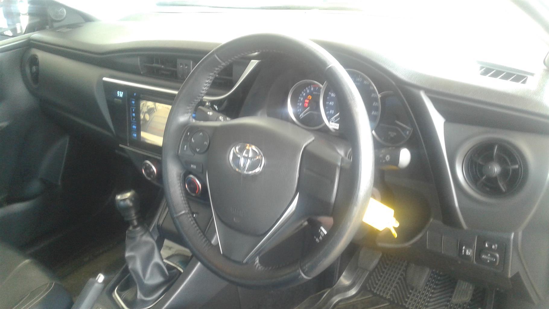 2017 Toyota Corolla COROLLA 1.6 PRESTIGE