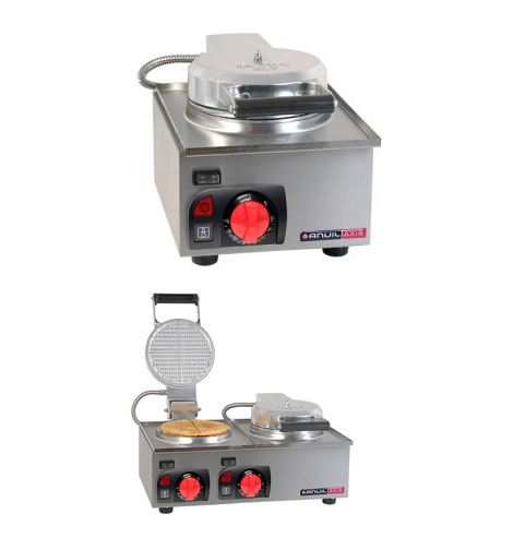 1 and 2 Plates Anvil Wafer Baker