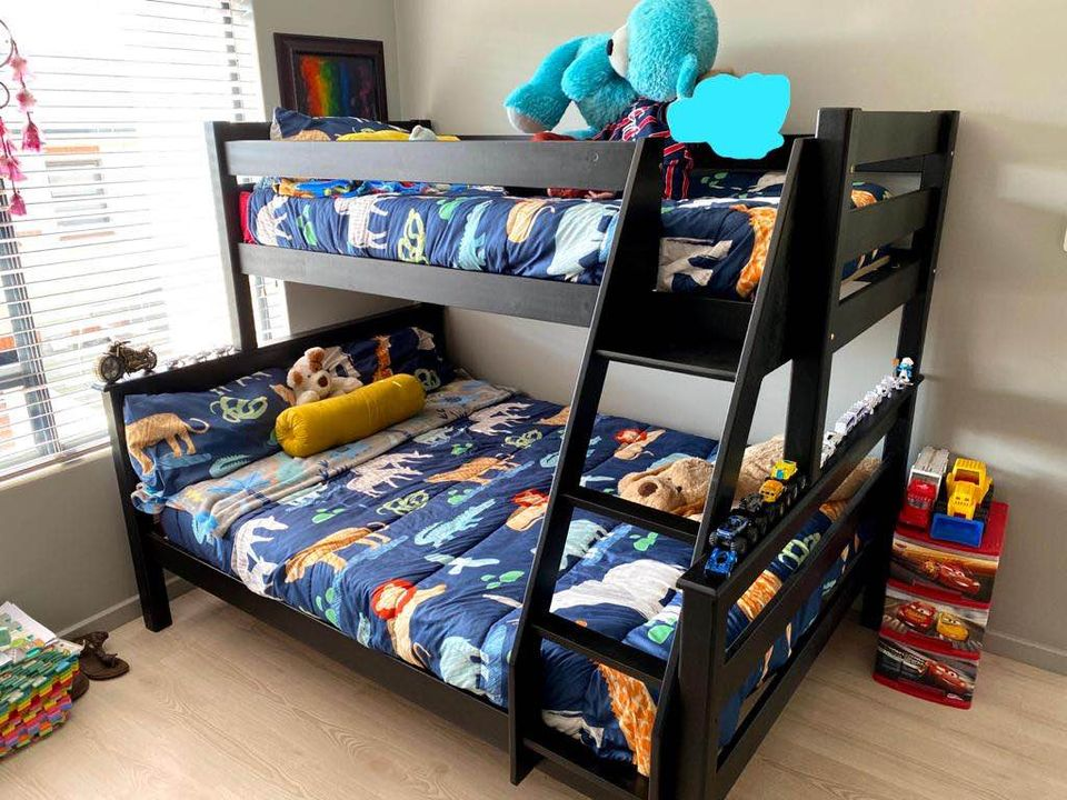 Bunk Bed and Mattresses