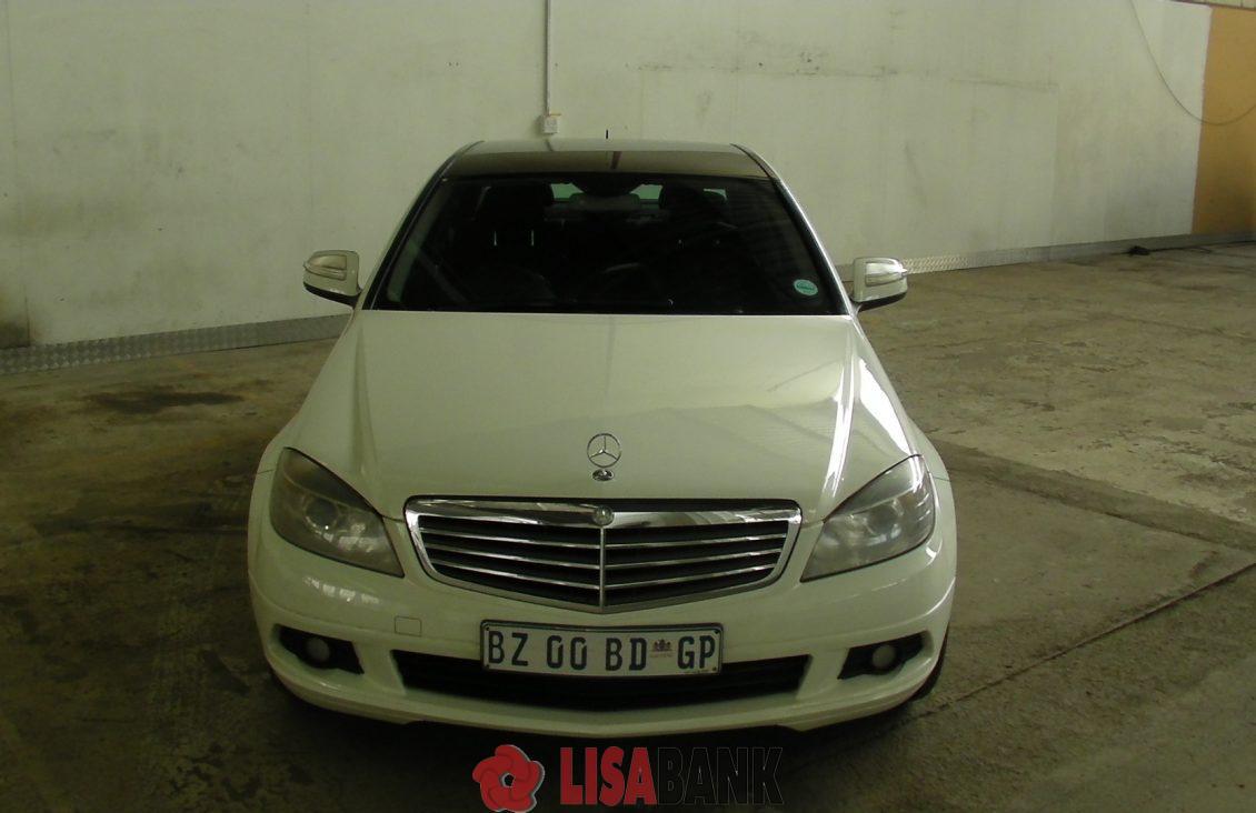 2007 Mercedes Benz 320CE