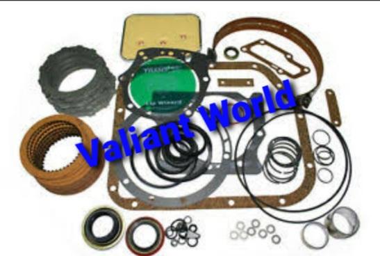 Chrysler Valiant auto gearbox parts