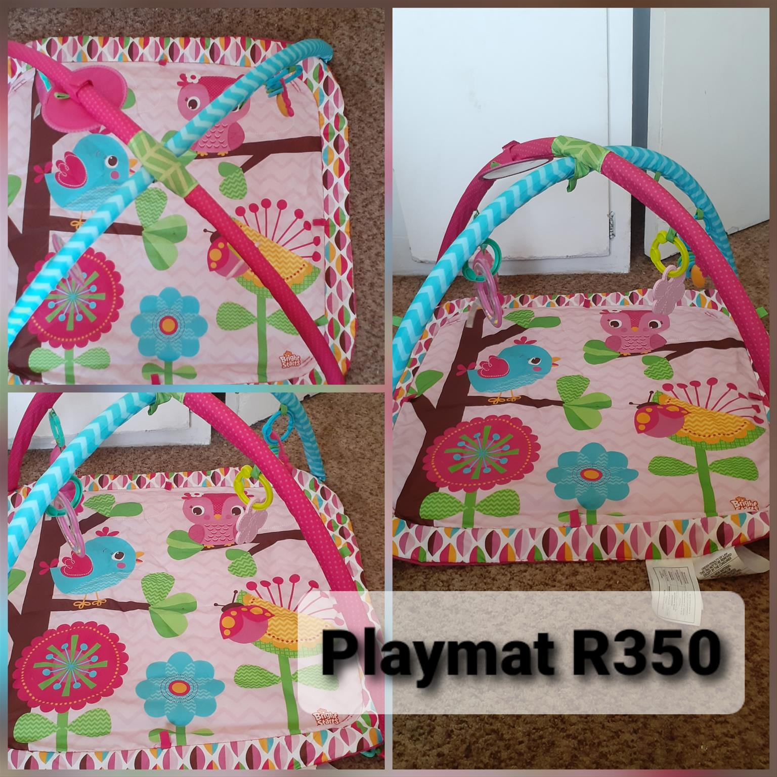 Girls playmat for sale