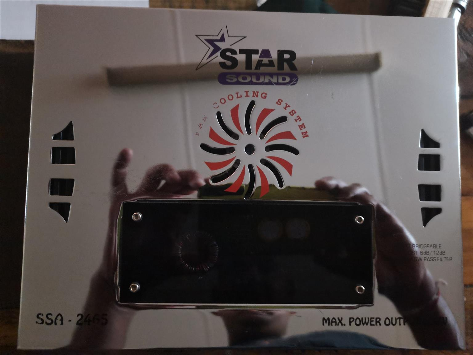 Starsound Amplifier
