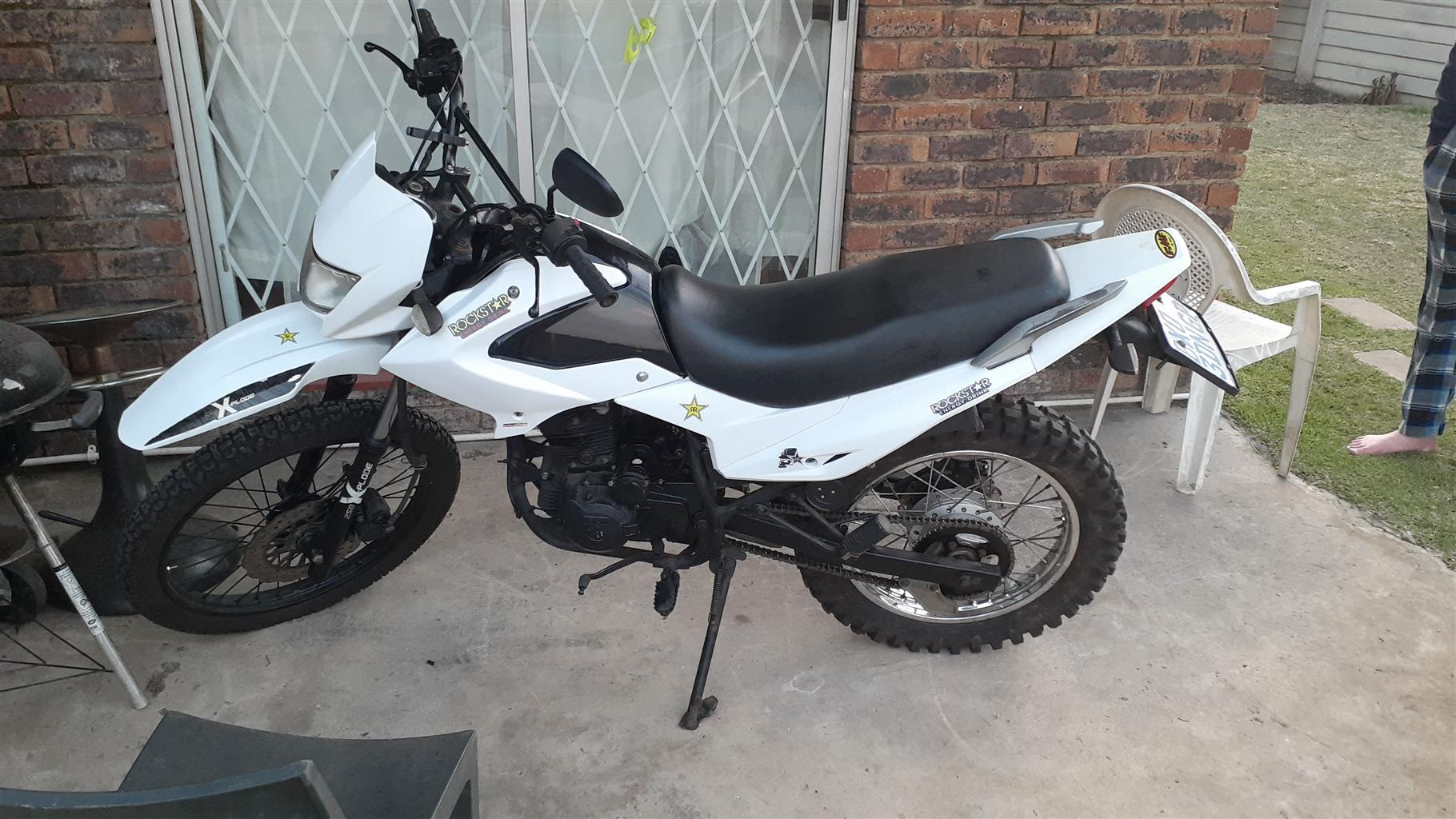 2012 Bashan 250cc