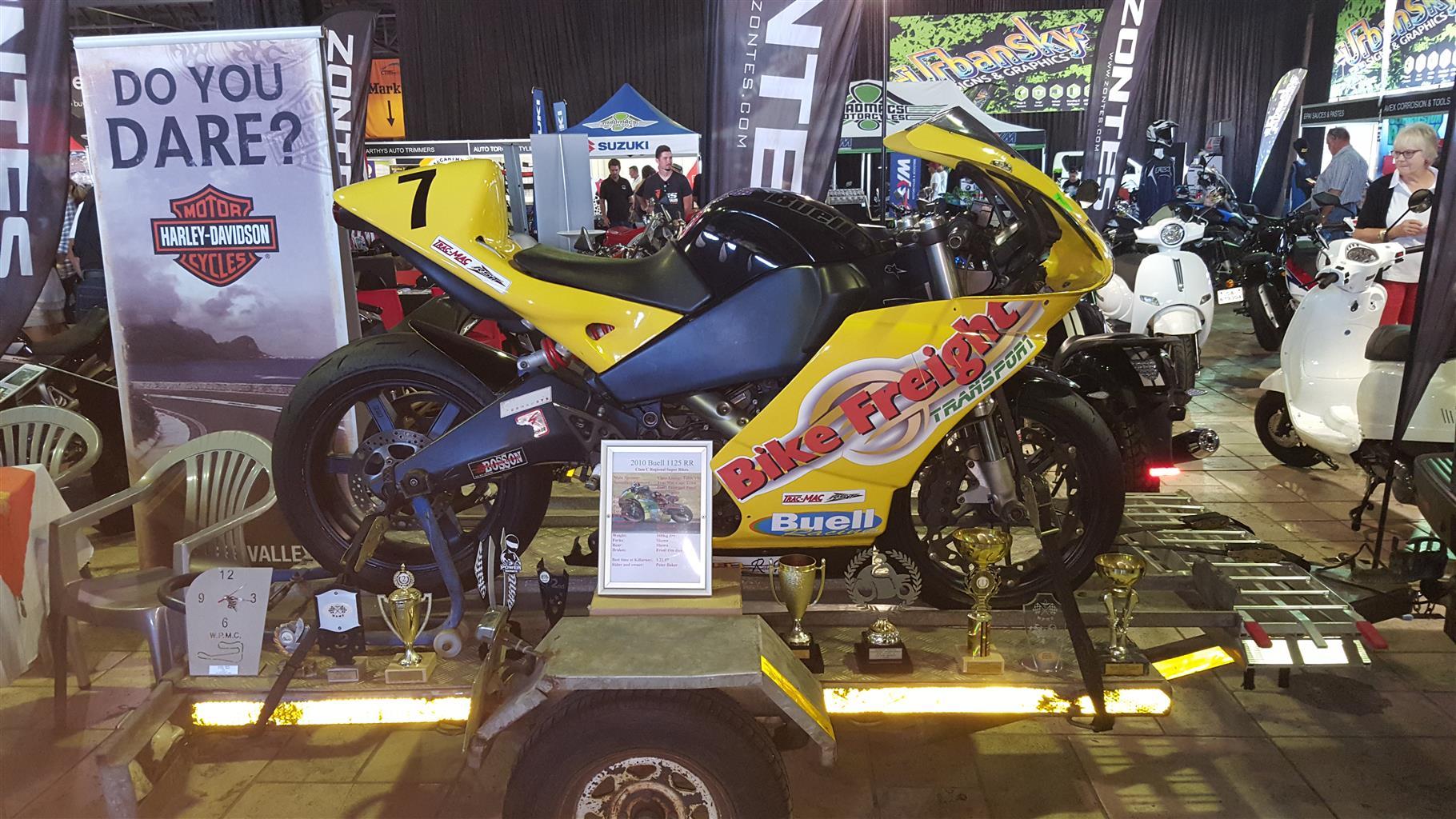 2010 Buell B1125R