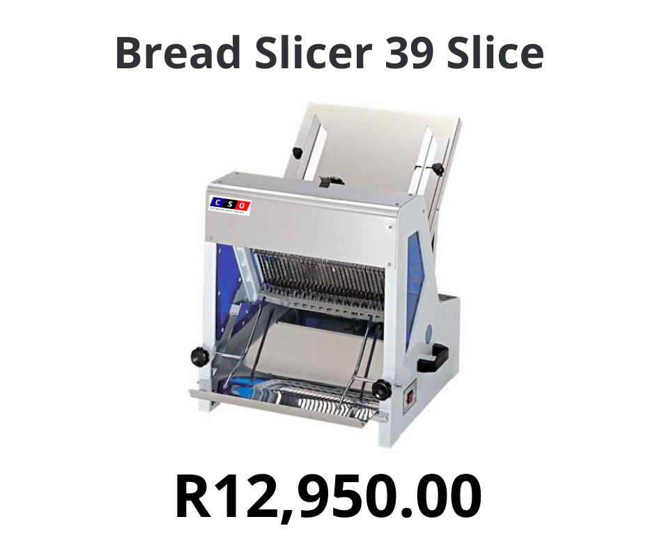 Brand New Bread Slicer 39 Slice