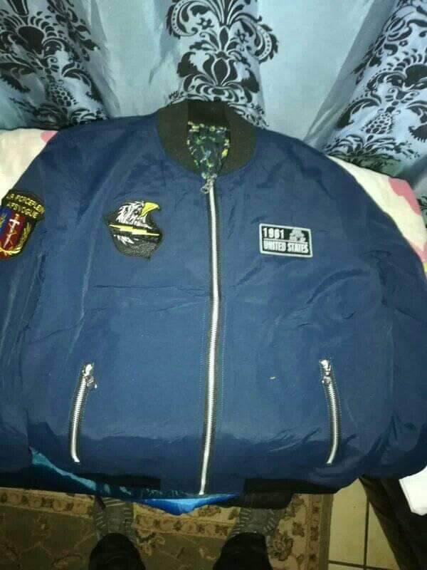 Air force jackets