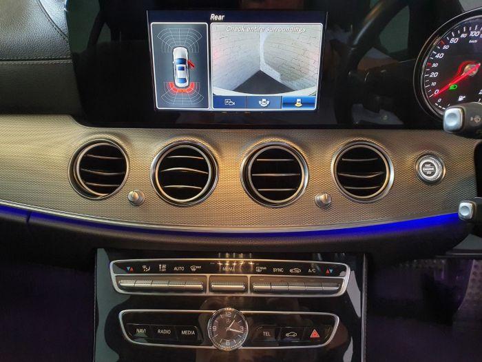 2016 Mercedes Benz E-Class sedan E 200
