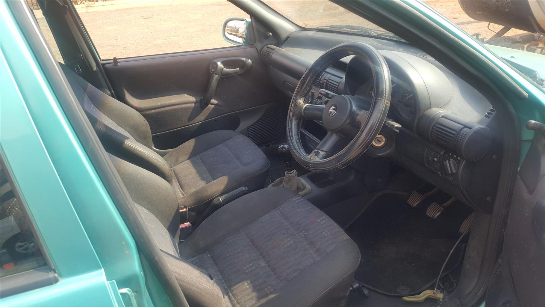 2002 Opel Corsa 1.6 Sport