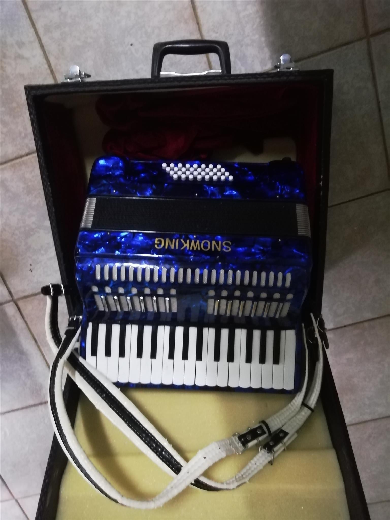 Piano accordion