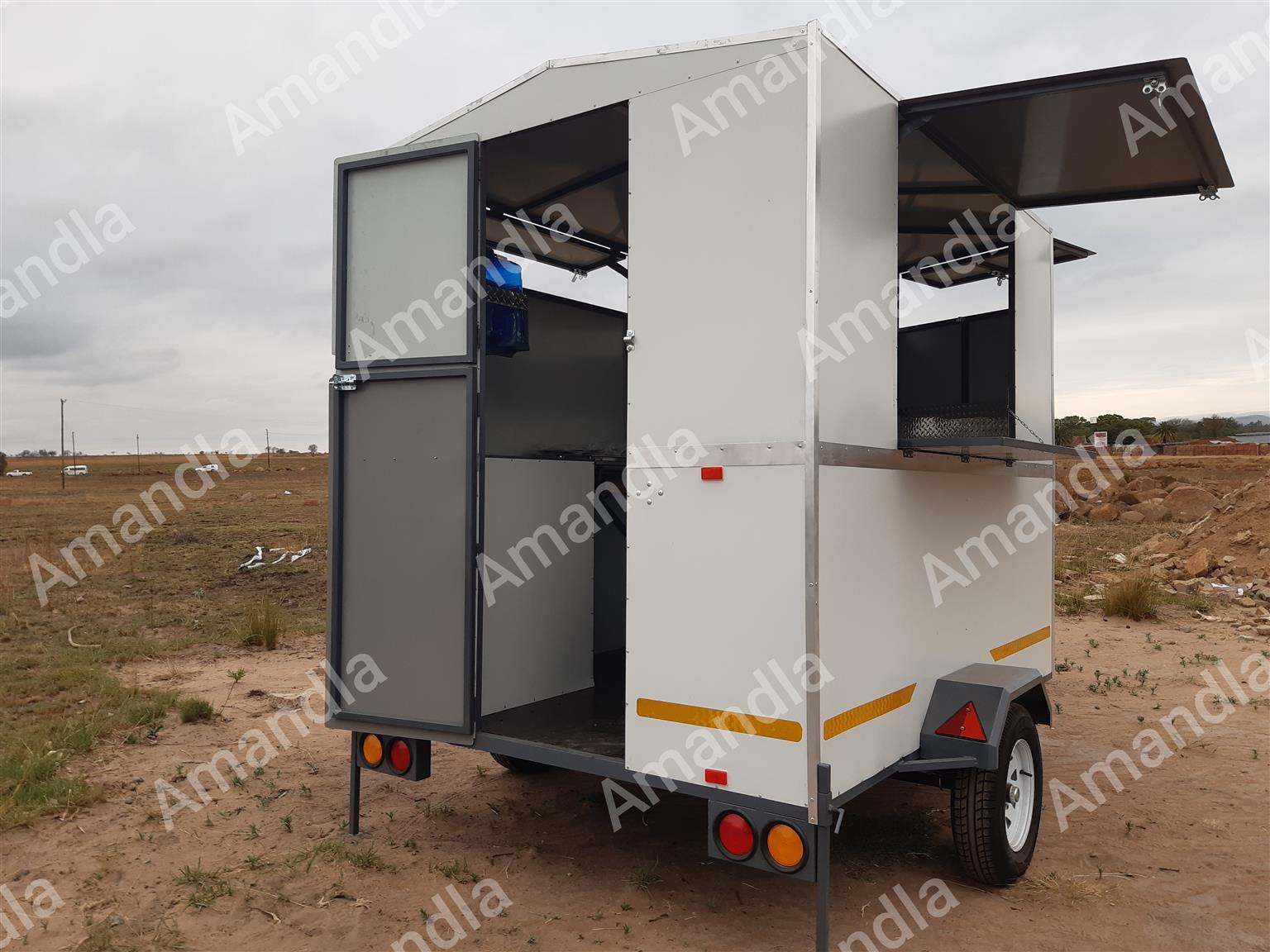 Food Trailers/Mobile Kitchens
