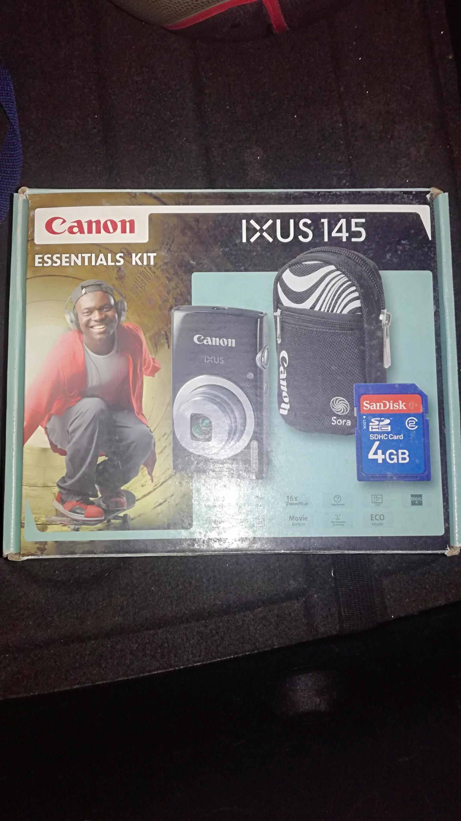 Canon IXUS 145 Digital Camera For Sale