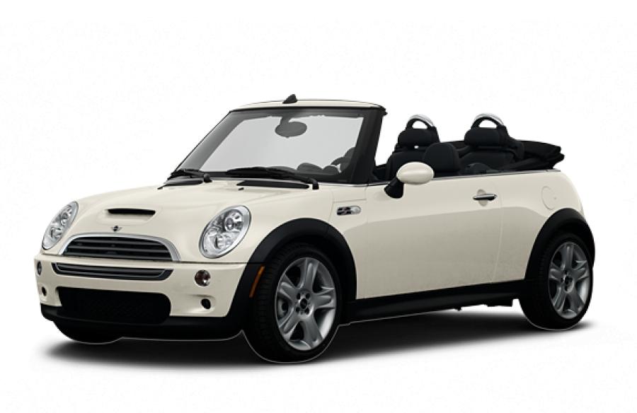 mini cooper cabrio 2005
