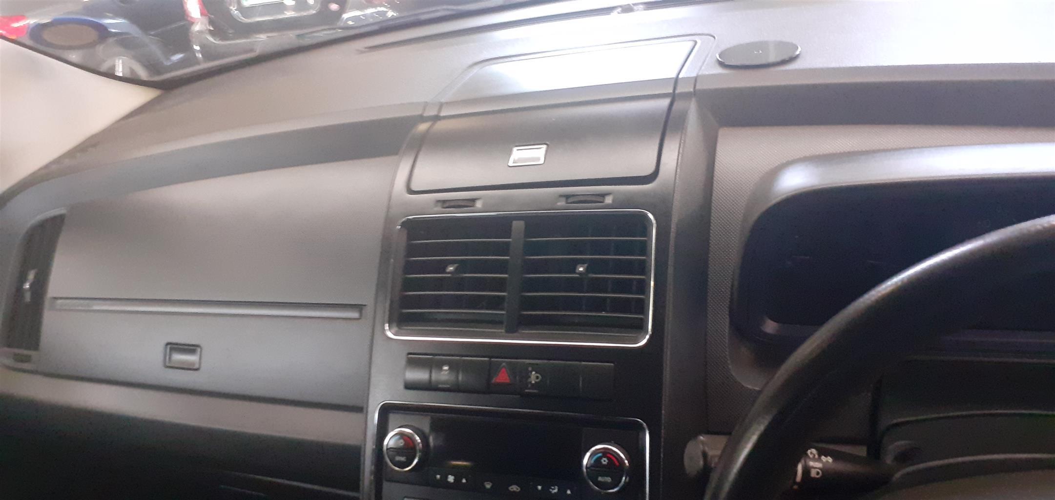 2010 Dodge Journey 2.7 SXT