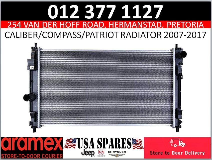 Dodge Caliber 2.0 radiator 2007-2017