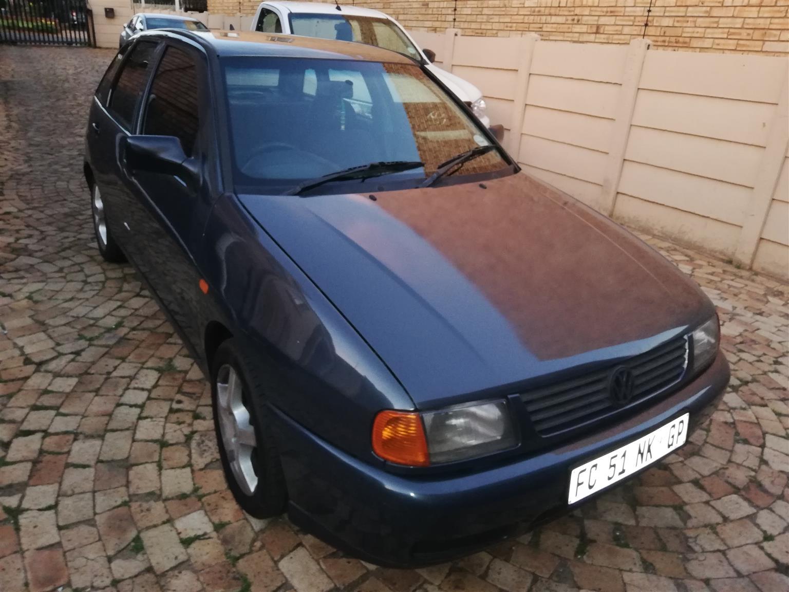 VW Polo Classic