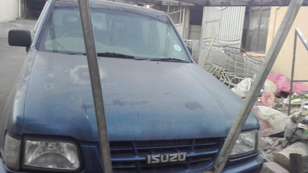 Isuzu KB double cab