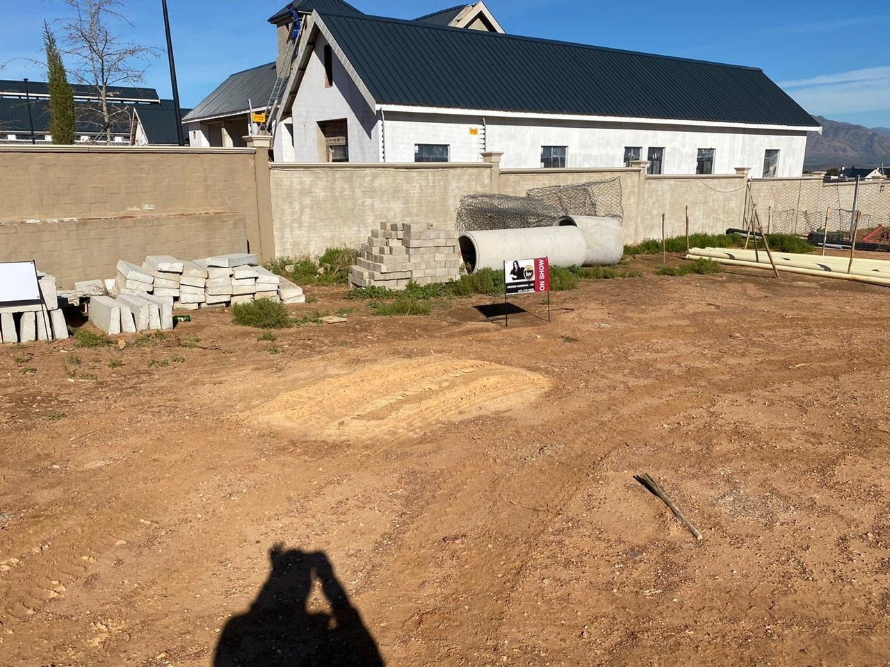 Vacant Land Residential For Sale in Worcester West