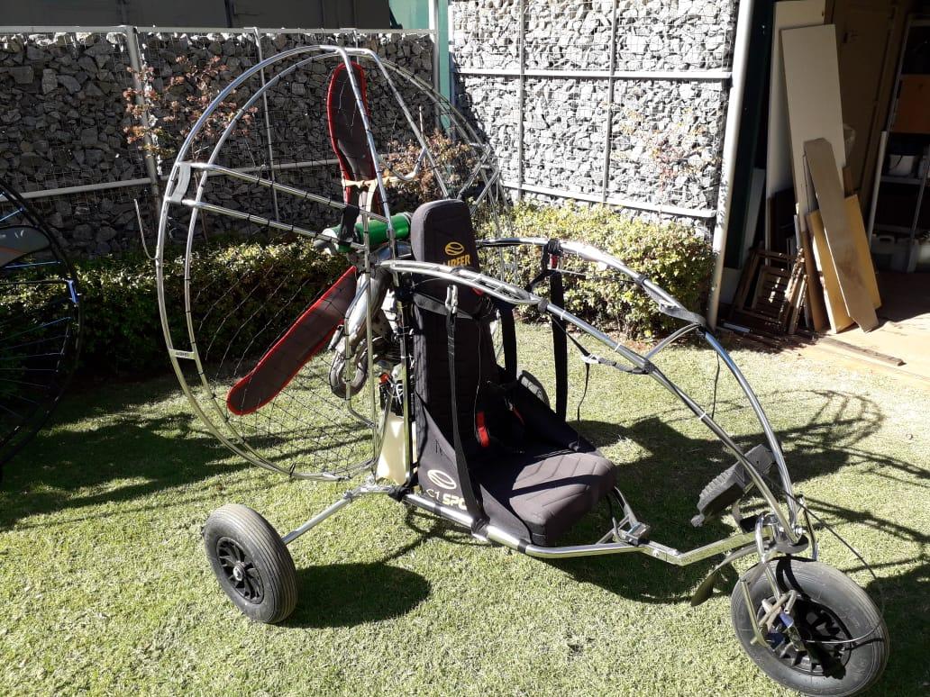 Paragliding Equipment
