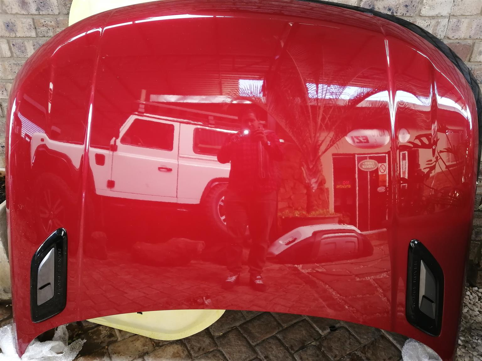 New Spec Range Rover Sport 2013 - 2020 Bonnets for sale