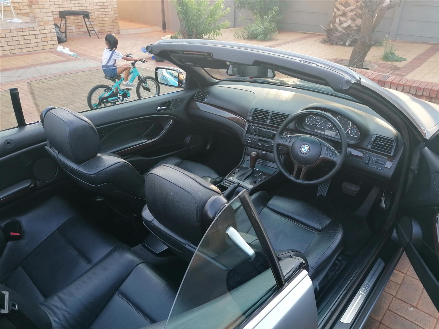 2003 BMW 3 Series 330Ci