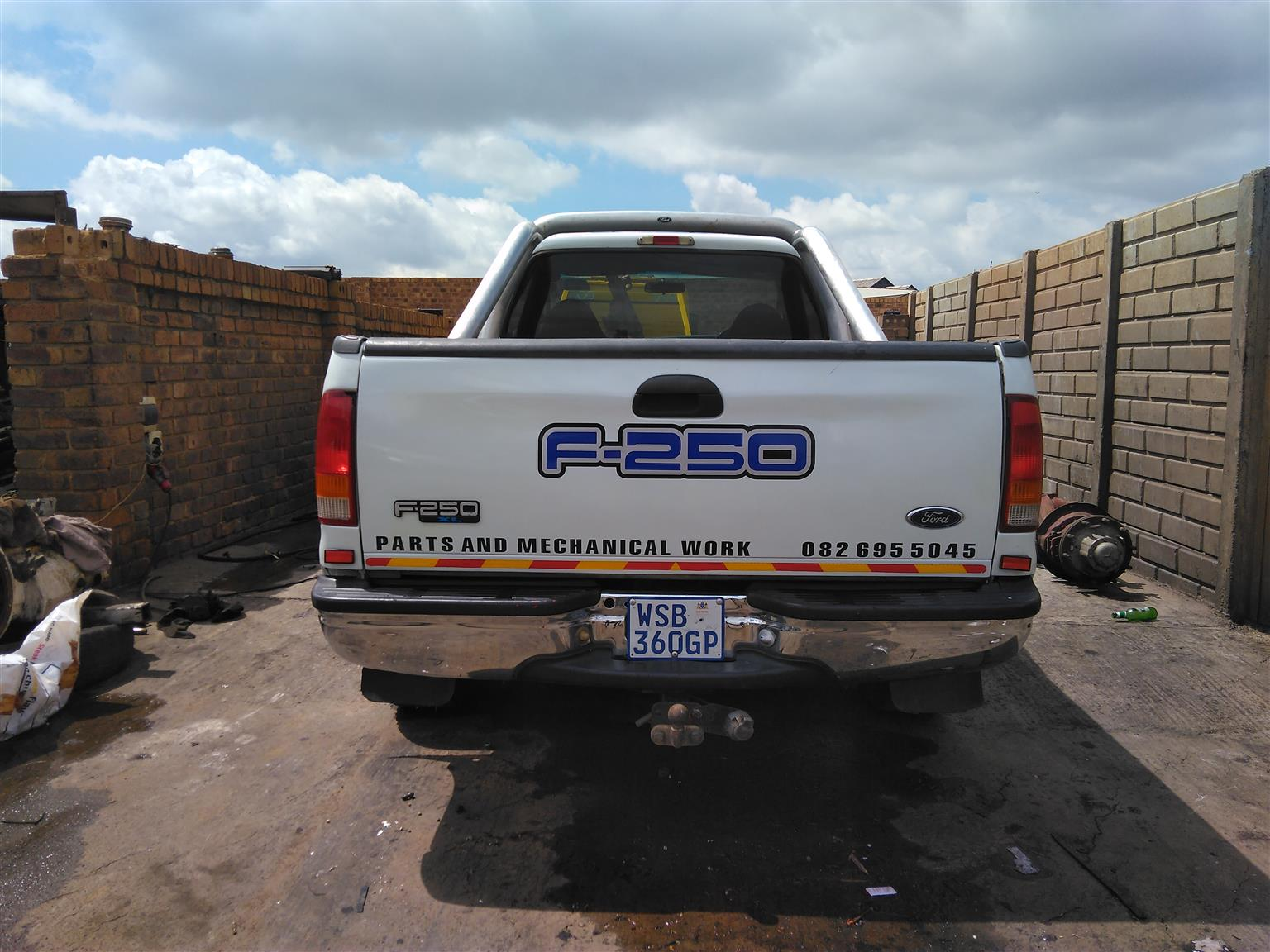Ford F250 Parts