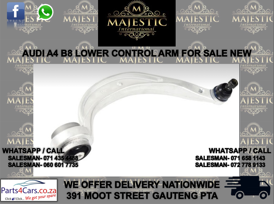 Audi A4 B8 lower control arm for sale
