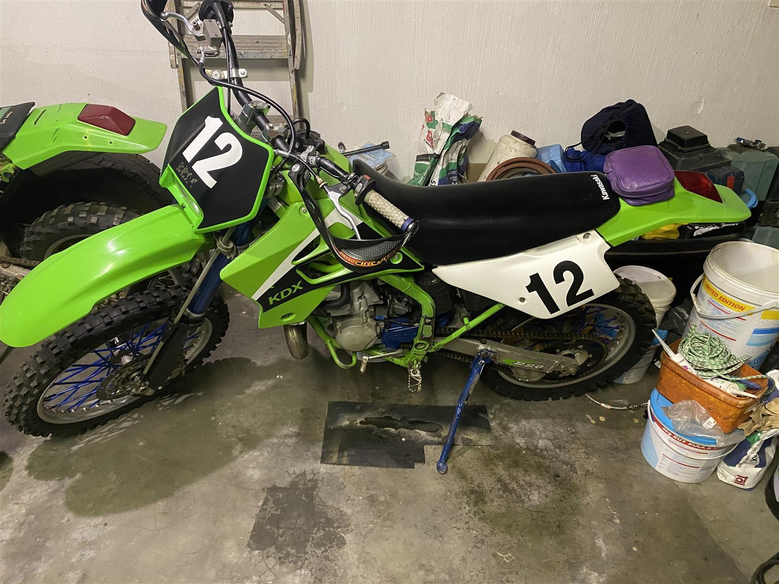2002 Kawasaki H2