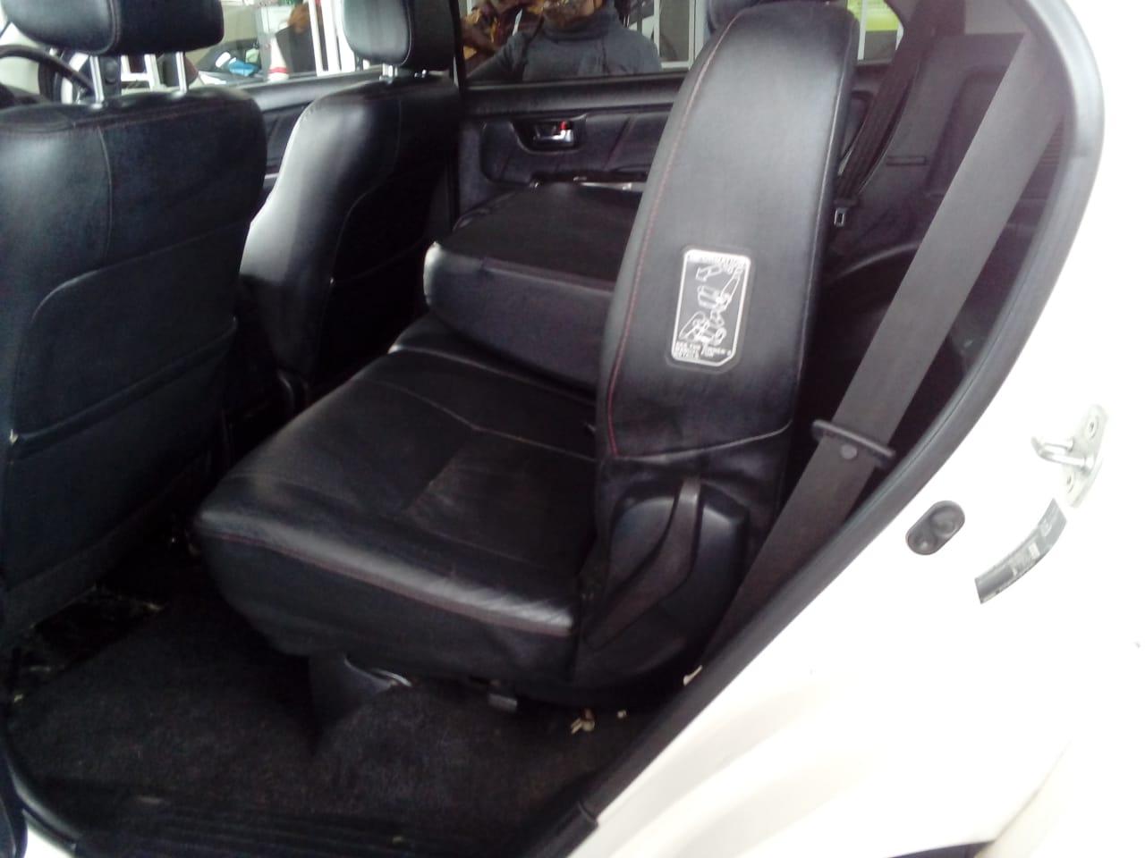 2015 Toyota Fortuner 3.0D 4D 4x4 auto