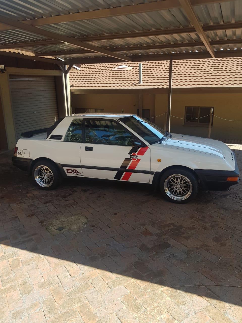 1987 Nissan Langley