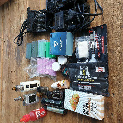 Vape full kit