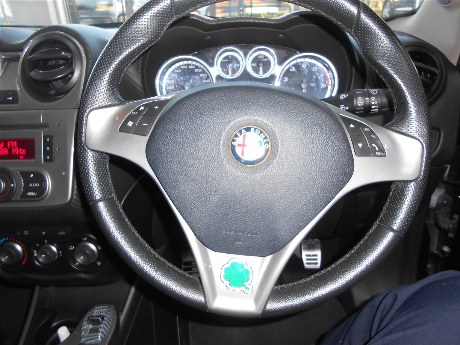2016 Alfa Romeo Mito MiTo 1.4TBi Distinctive